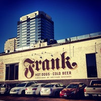 Photo taken at Frank Restaurant by Daragh W. on 3/13/2013