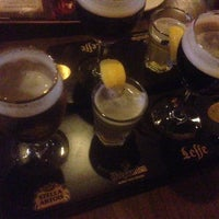 Photo taken at Brazen Head Irish Pub by Josh E. on 12/4/2012
