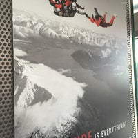 Photo taken at NZONE Skydive Queenstown by Frank D. on 2/8/2016