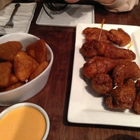 Photo taken at BonChon Chicken by Josh M. on 11/30/2012