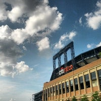 Photo taken at Citi Field Parking Lot by Andrew B. on 7/15/2013
