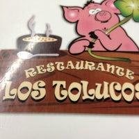 Photo taken at Los Tolucos by J. Oliver on 3/30/2013
