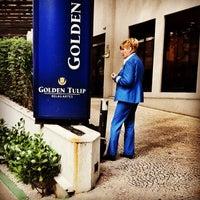 Photo taken at Golden Tulip Belas Artes by inominado on 10/24/2012