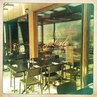 Photo taken at Gabriela Café by Alejandro P. on 6/15/2013
