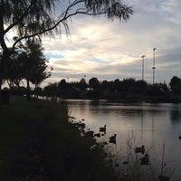 Photo taken at Northside Park by Alona H. on 10/17/2013