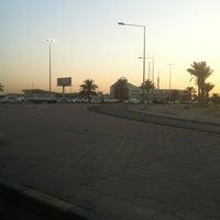 Photo taken at اشارة فحيحيل by Marie on 9/13/2013