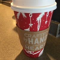 Photo taken at Starbucks by Countess Rose P. on 11/23/2016