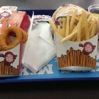 Photo taken at Burger King by Ernesto V. on 1/11/2013