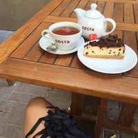 Photo taken at Costa Coffee by Юлия О. on 10/22/2016