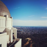 Photo taken at Griffith Observatory by Neil A. on 4/12/2013