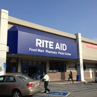 Photo taken at Rite Aid by Sean E. on 3/16/2013