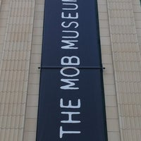 Photo taken at The Mob Museum by Morgan W. on 5/3/2013