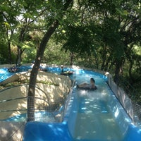 Photo taken at Schlitterbahn New Braunfels by Nick W. on 7/1/2013