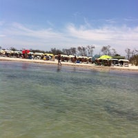 Photo taken at Playa El Paraíso by Julio F. on 4/21/2013