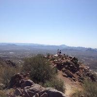 Photo taken at Sunrise Peak by Jason on 4/20/2013