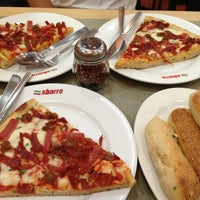 Photo taken at Sbarro by Nikki A. on 1/4/2013
