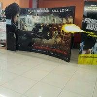 Photo taken at Golden Screen Cinemas (GSC) by Mocha L. on 9/19/2012