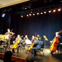 Photo taken at Teatro Prosa by Dinho on 11/9/2015