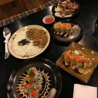 Photo taken at Sushi Naga by Lupita V. on 9/6/2016