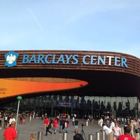 Photo taken at Barclays Center by N P. on 6/22/2013
