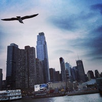 Photo taken at NY Waterway Ferry Terminal Midtown by Anthony Q. on 4/23/2013