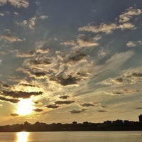 Photo taken at NY Waterway Ferry Terminal Edgewater by Anthony Q. on 8/16/2013