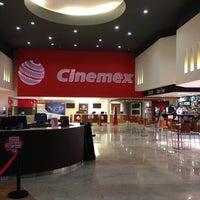Photo taken at Cinemex by Irwin D. on 8/26/2013