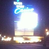 Photo taken at River Spirit Casino by Sarah B. on 3/8/2013