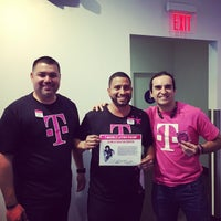 Photo taken at T-Mobile by Syavash F. on 3/26/2015