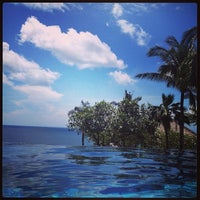 Photo taken at Ayana Resort and Spa by Eelain S. on 3/23/2013