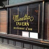 Photo taken at Minetta Tavern by Eelain S. on 2/28/2013