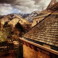 Photo taken at Utah State University by Veronika M. on 11/6/2013