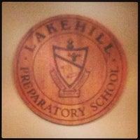 Photo taken at Lakehill Preparatory School by J.R. A. on 6/1/2013