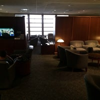 Photo taken at US Airways Club by Mario V. on 1/12/2014