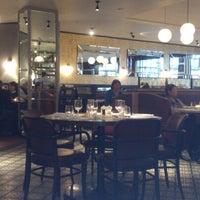 Photo taken at Côte Brasserie by Luke D. on 9/21/2012