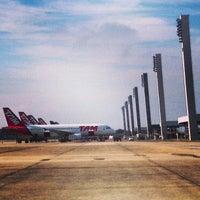 Photo taken at Rio de Janeiro–Galeão International Airport (GIG) by Domingos J. on 6/10/2013