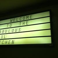 Photo taken at Soul Kitchen by Shosh on 9/29/2012