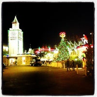 Photo taken at The Original Farmers Market by sean d. on 12/21/2012