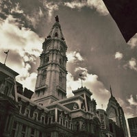 Photo taken at Philadelphia City Hall by Will C. on 12/30/2012