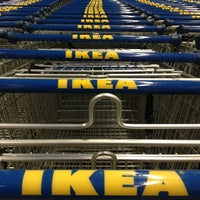 Photo taken at IKEA Draper by Daniel H. on 6/3/2013
