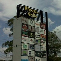 Photo taken at Plaza del Valle by Xavier R. on 8/21/2014