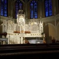 Photo taken at St. Viator Parish by Justin H. on 10/11/2014