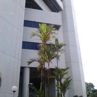 Photo taken at Bank BRI by Taufiq T. on 1/23/2014