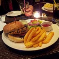 Photo taken at Bulldog's Bar & Grill by Carole on 11/4/2012