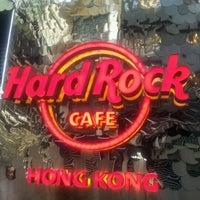 Photo taken at Hard Rock Café Hong Kong by Carole on 11/4/2012