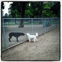 Photo taken at Recreation Park Dog Park by LB Chica on 4/13/2013