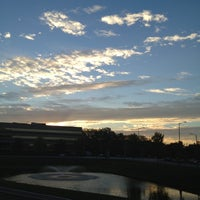 Photo taken at Chicago Marriott Naperville by Allen S. on 10/2/2012