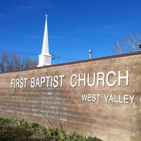 Photo taken at First Baptist Church of West Valley City by Debbie C. on 3/19/2013