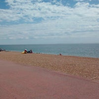 Photo taken at Folkestone by Nerijus M. on 6/8/2014