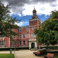 Photo taken at Newcastle University Students' Union by Shrimpress on 6/16/2013